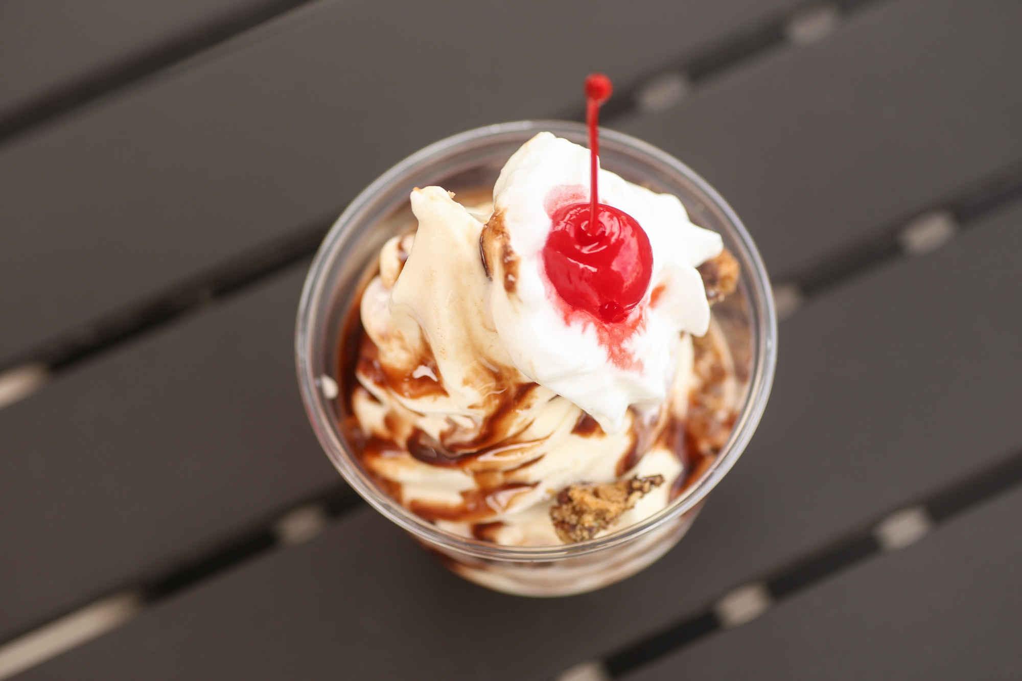 Chick Fil A Dessert Menu  Ranking the Best Frozen Fast Food Desserts