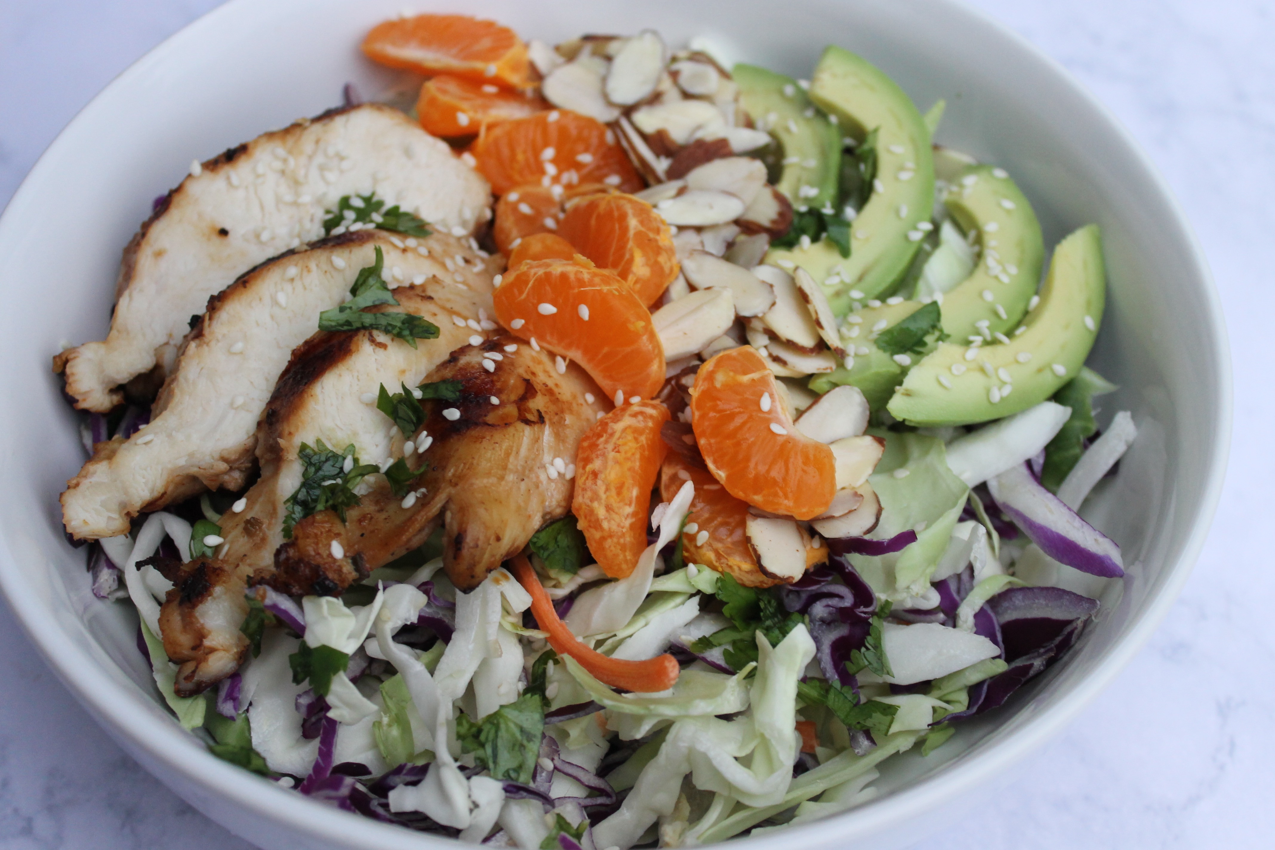 Chicken And Cabbage  Chinese Chicken and Cabbage SaladDomestic360