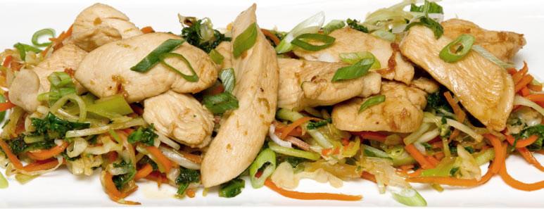 Chicken And Cabbage  SmartChicken