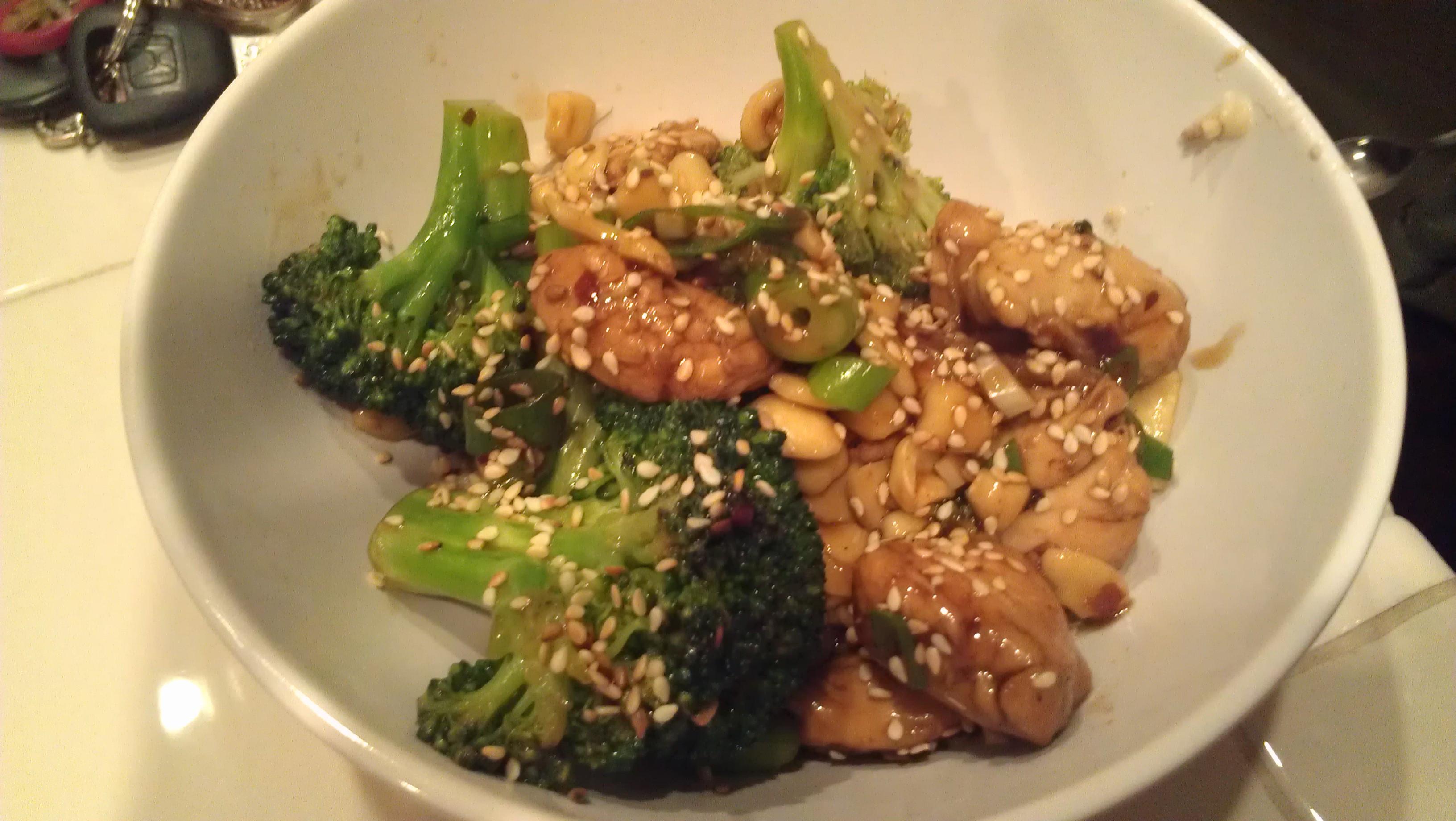 Chicken And Cauliflower Rice  Paleo Cashew Chicken and Broccoli with Coconut Cauliflower