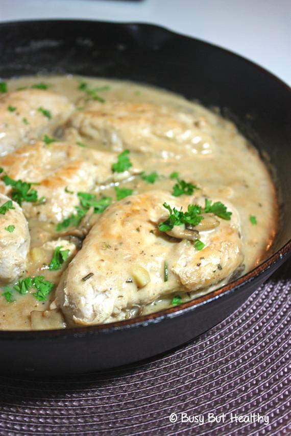 Chicken And Cream Of Mushroom Soup  Cream of Mushroom Chicken – Recipesbnb