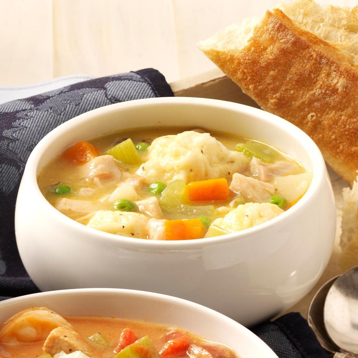 Chicken And Dumplings Soup  Grandma s Chicken n Dumpling Soup Recipe