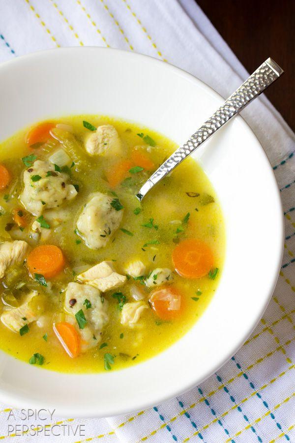 Chicken And Dumplings Soup  1000 ideas about Chicken N Dumplings on Pinterest