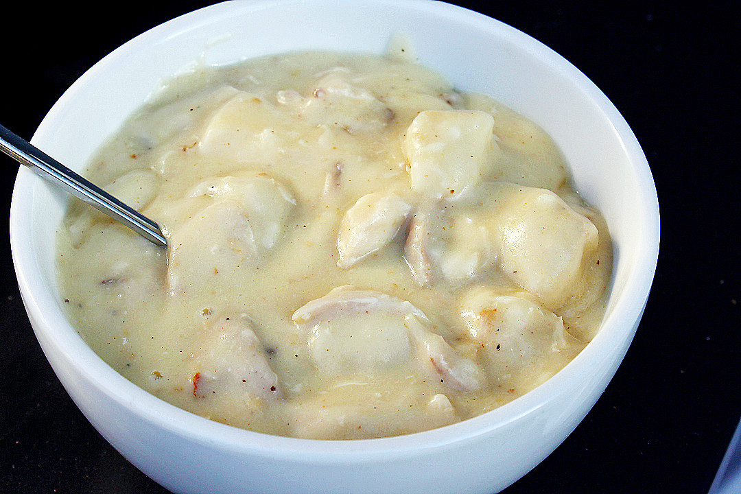 Chicken And Dumplings With Canned Biscuits  3 delicious crock pot chicken recipes