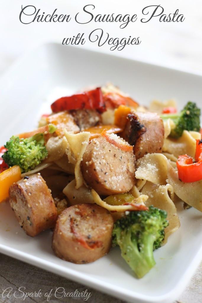Chicken And Sausage Recipes  healthy chicken sausage recipes