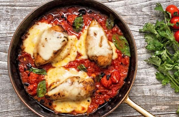 Chicken And Tomato Recipes  Tomato baked chicken recipe goodtoknow