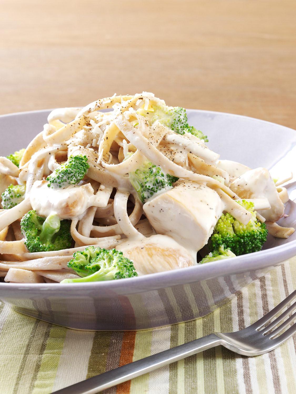 Chicken Broccoli Alfredo  Creamy Chicken and Broccoli Alfredo Recipe