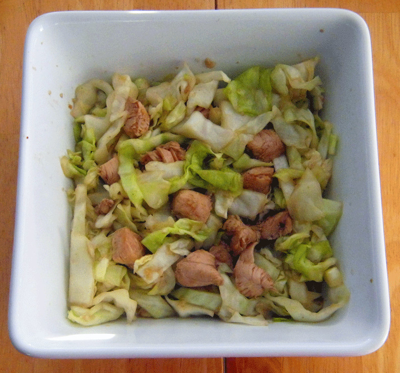 Chicken Cabbage Stir Fry  My HCG Cooking Blog Favorite recipes and discoveries on