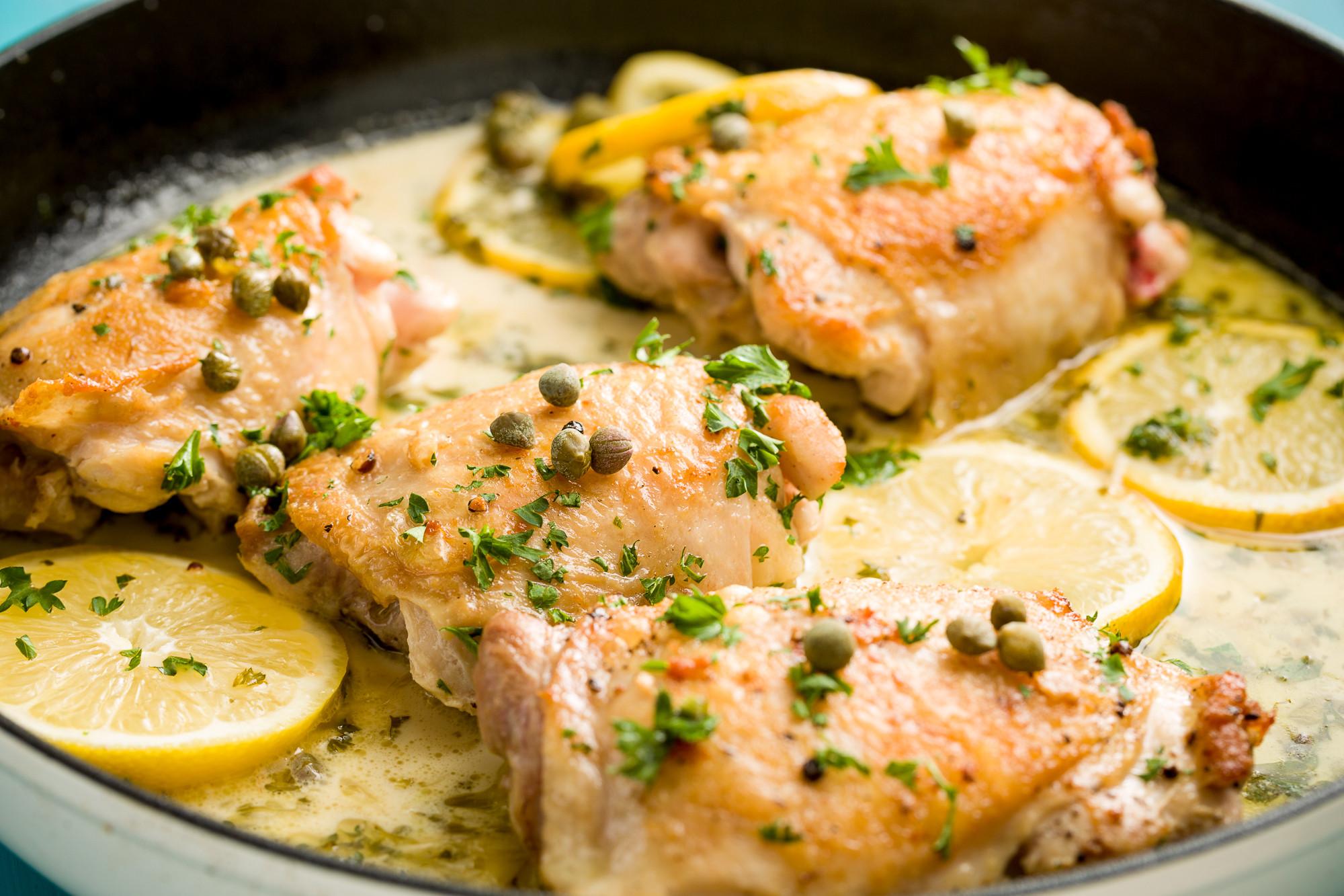Chicken Dinner Recipes  18 Easy Lemon Chicken Recipes How to Make Lemon Chicken