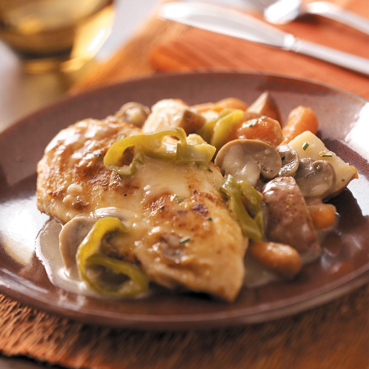 Chicken Dinner Recipes  good chicken dinner