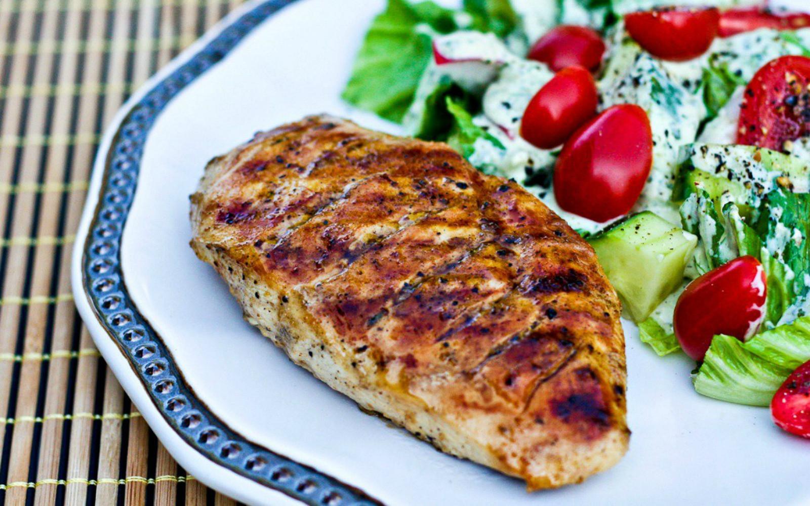 Chicken Dinner Recipes  10 Easy Marinated Grilled Chicken Recipes