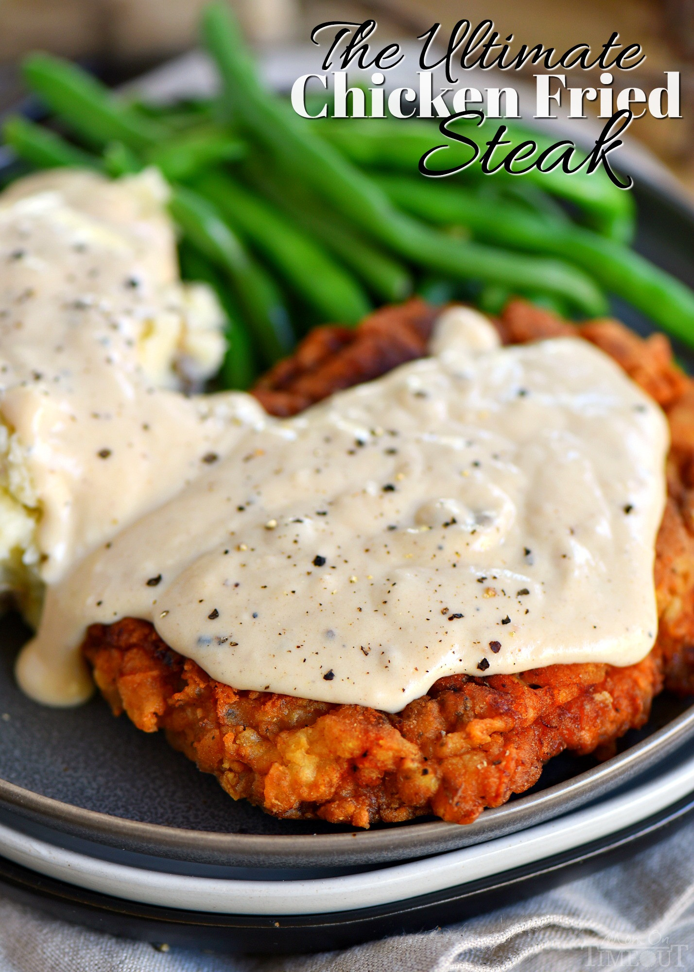 Chicken Fried Steak Recipes  The Ultimate Chicken Fried Steak Recipe with Gravy Mom