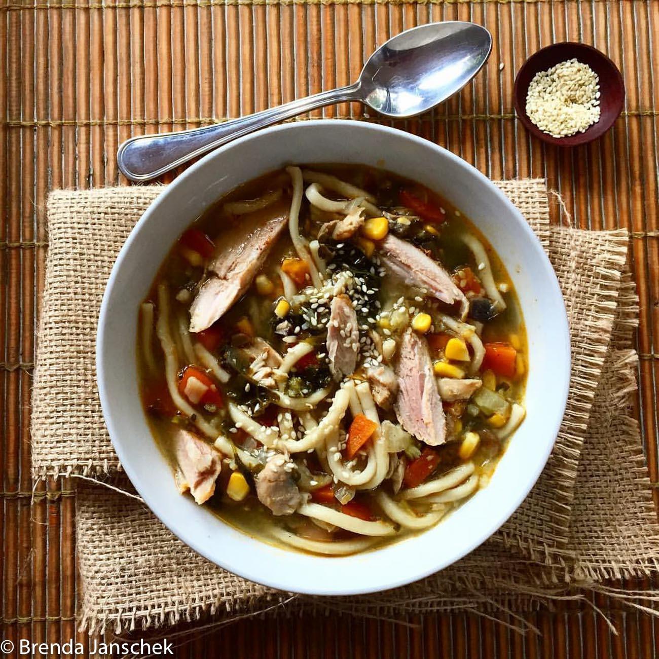 Chicken Noodle Soup For The Soul  Chicken Noodle Soup