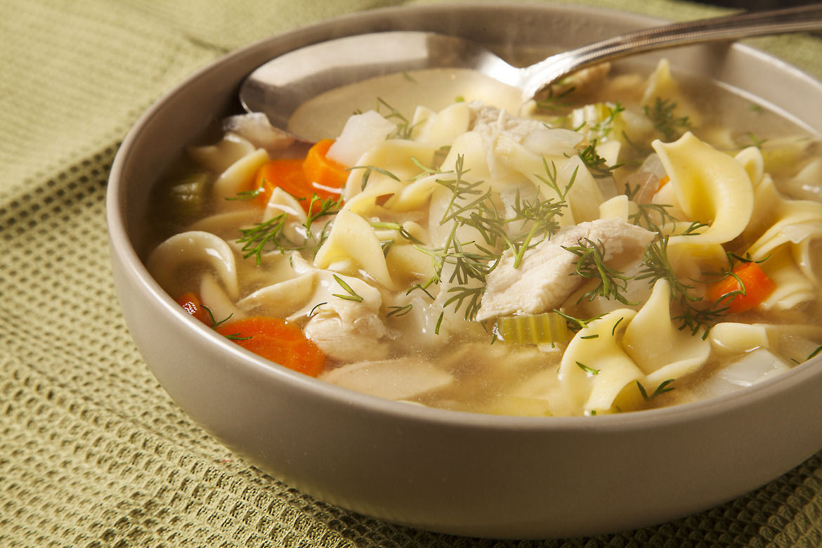 Chicken Noodle Soup Ingredients  Recipe Chicken Noodle Soup with Dill & Fennel Blue Apron