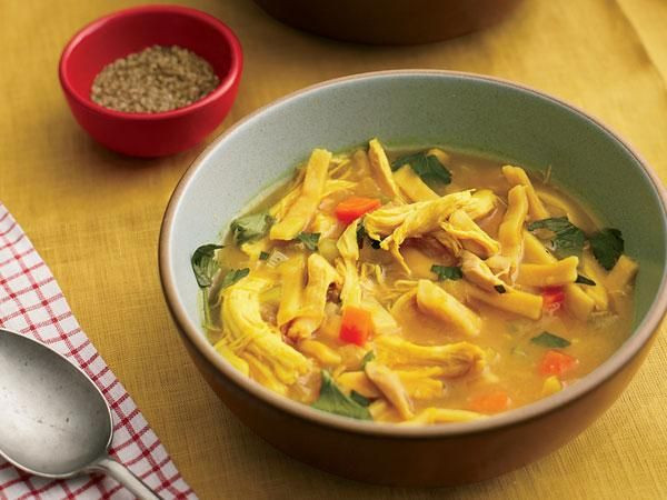 Chicken Noodle Soup Pioneer Woman  6 Healthy fort Food Recipes From The Pioneer Woman
