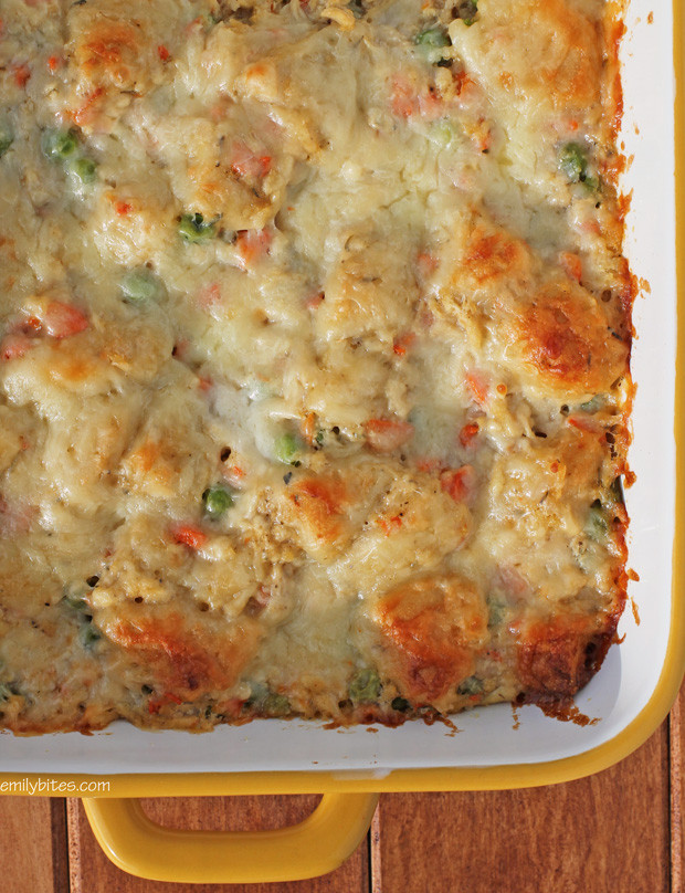 Chicken Pot Pie Casserole Recipe  16 Must Try Weight Watchers Casseroles