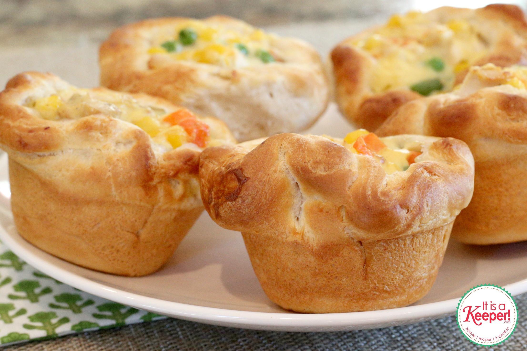 Chicken Pot Pie Pillsbury  Easy Chicken Pot Pie Recipe — Dishmaps