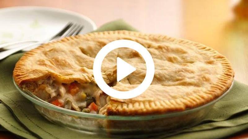 Chicken Pot Pie Pillsbury  How to Make Classic Chicken Pot Pie Pillsbury