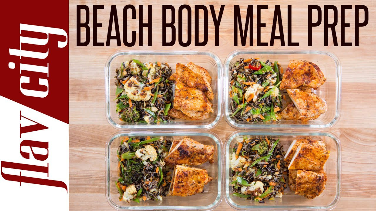 Chicken Recipes Weight Loss  Beach Body Meal Prep Tasty Weight Loss Recipes With