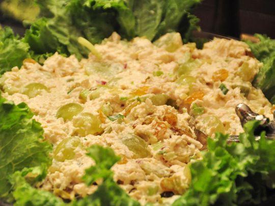 Chicken Salad Chick Jackson Tn  Recipes from LANA holiday birthday party