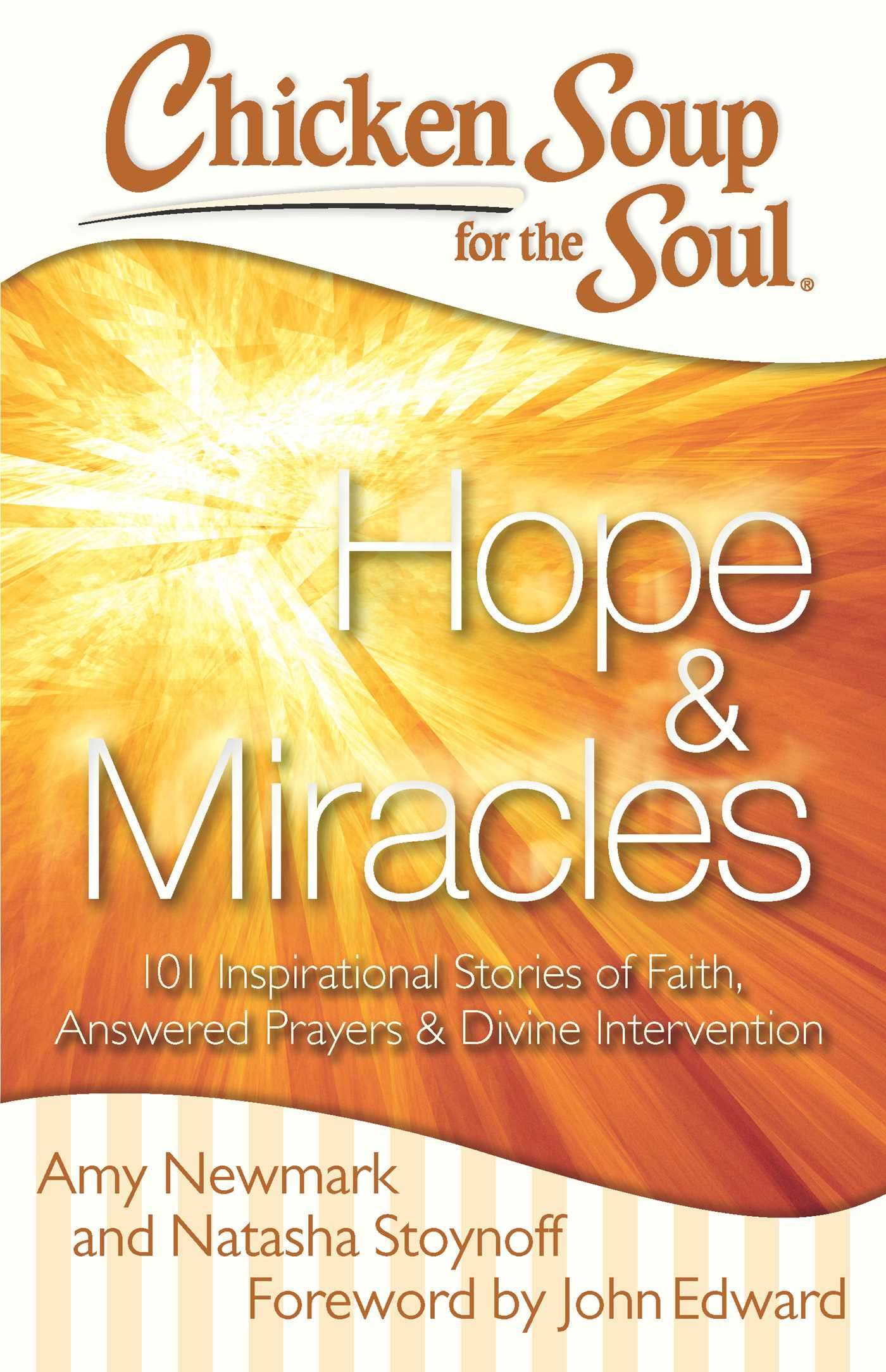 Chicken Soup For The Soul  Chicken Soup for the Soul Hope & Miracles