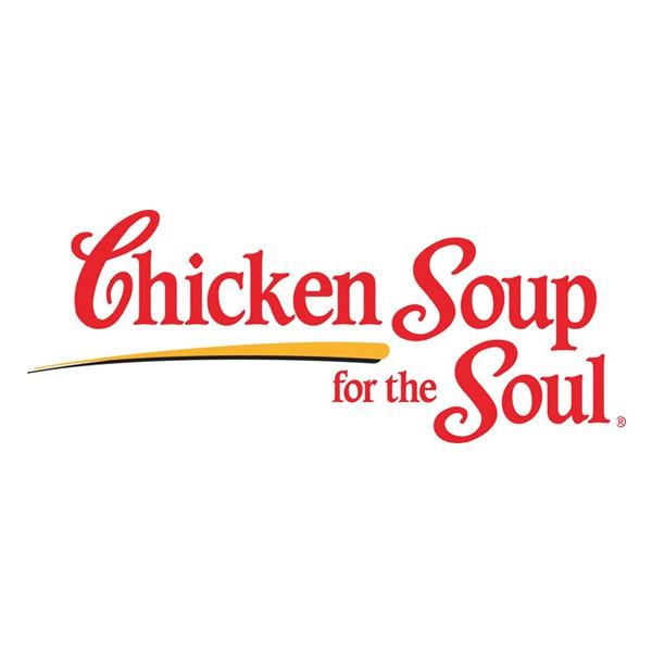 Chicken Soup For The Soul  Chicken Soup for the Soul Lovemarks