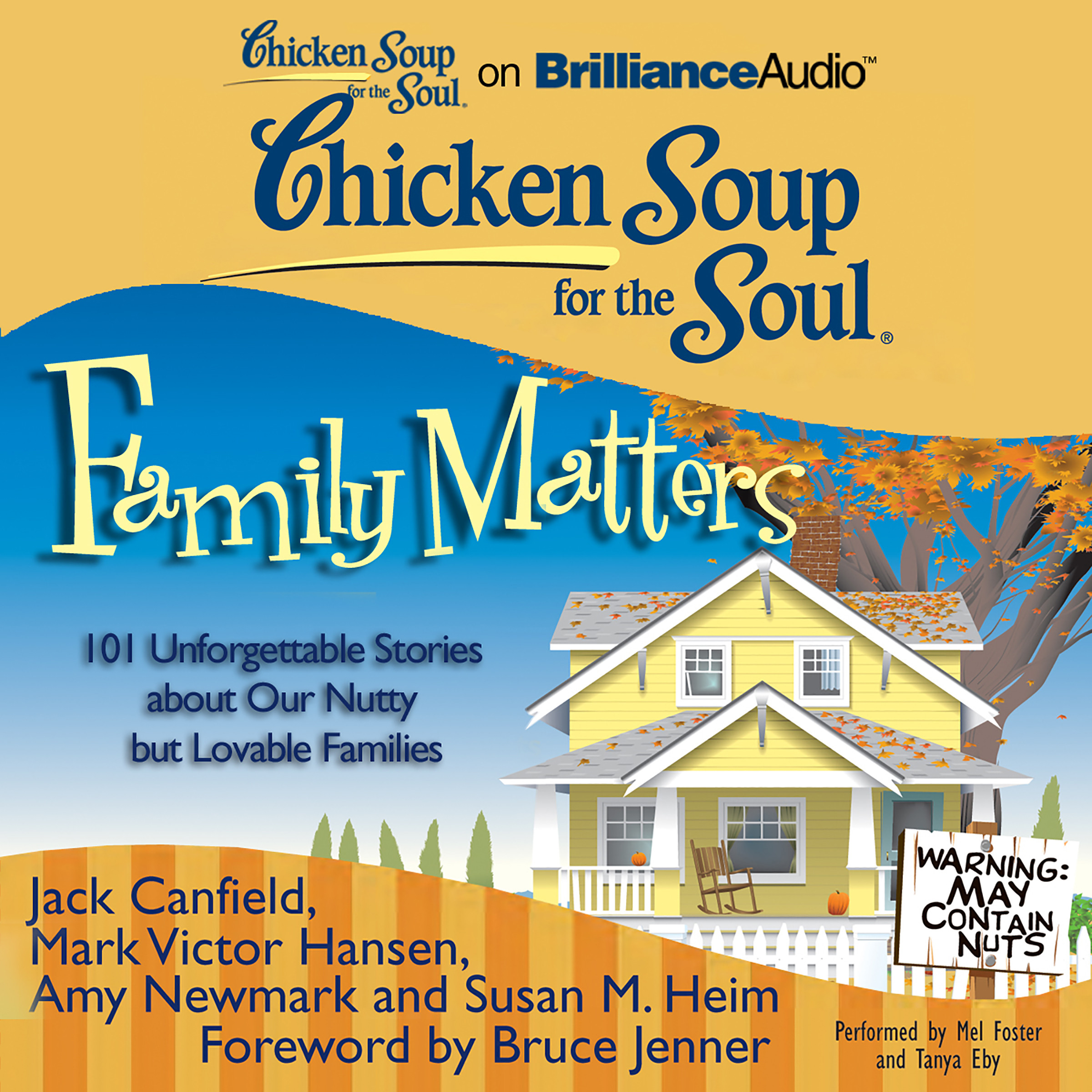 Chicken Soup For The Soul Stories  Chicken Soup for the Soul Family Matters Audiobook