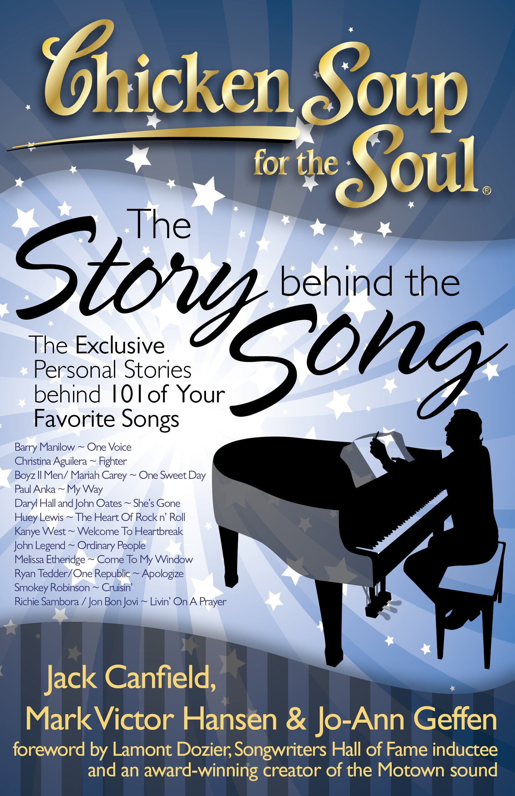 Chicken Soup For The Soul  Chicken Soup For The Soul The Story Behind The Song