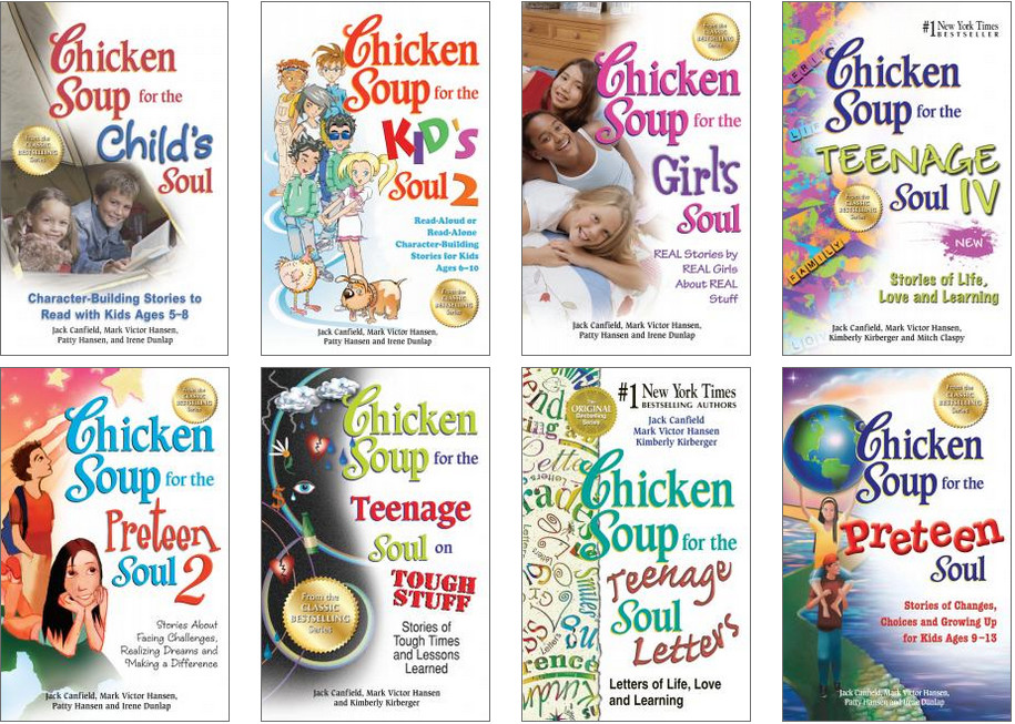 Chicken Soup For The Teenage Soul  Chicken Soup for the Soul