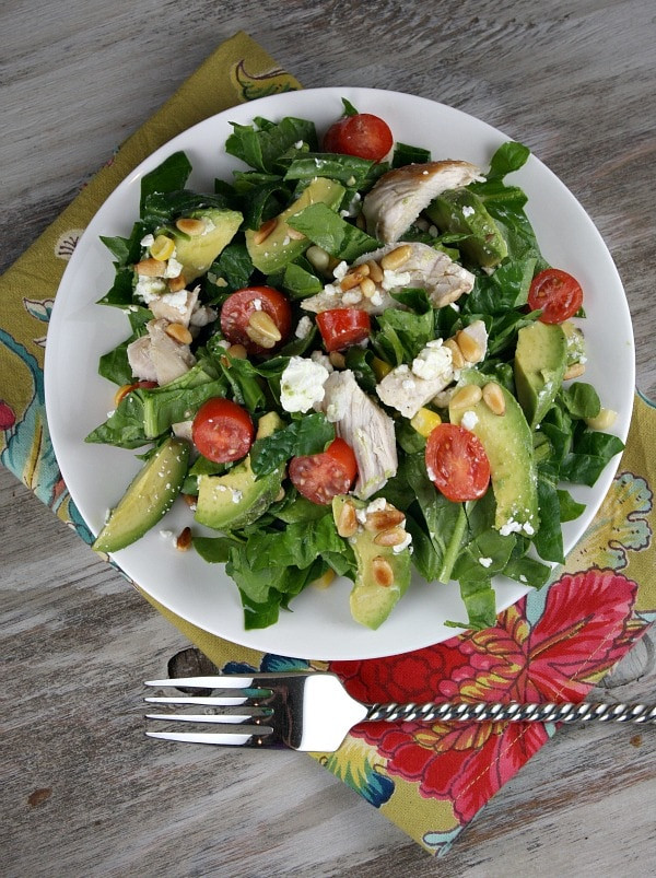 Chicken Spinach Salad  20 Easy Recipe to Make The 36th AVENUE
