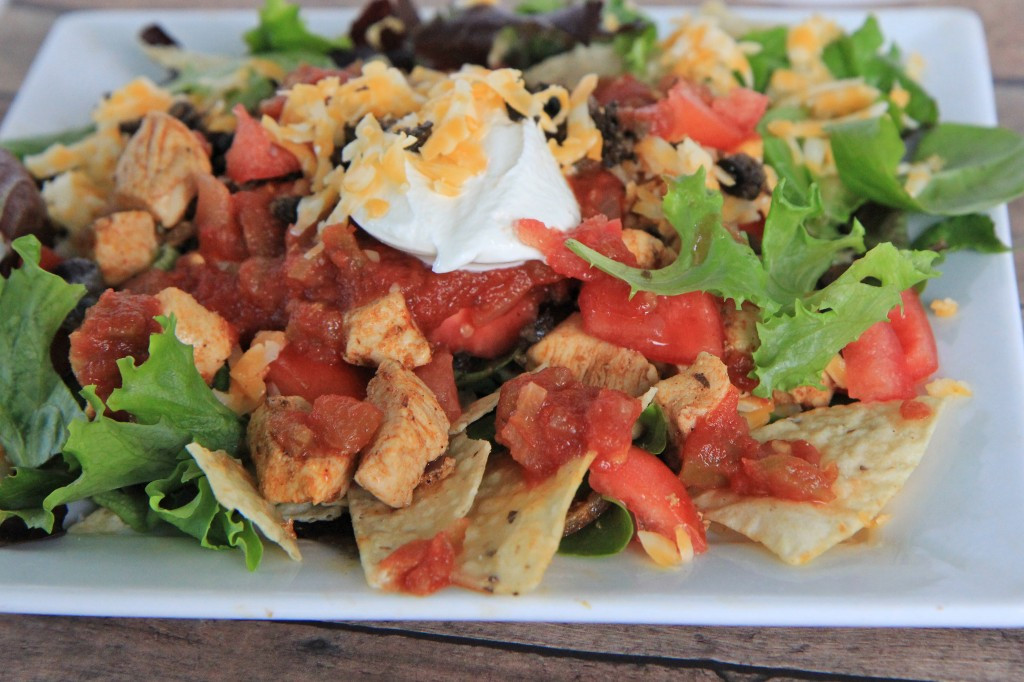 Chicken Taco Salad Recipe  Chicken Taco Salad Recipe