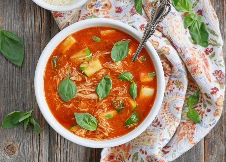 Chicken Tomato Soup  Creamy Tamarind Chicken Curry