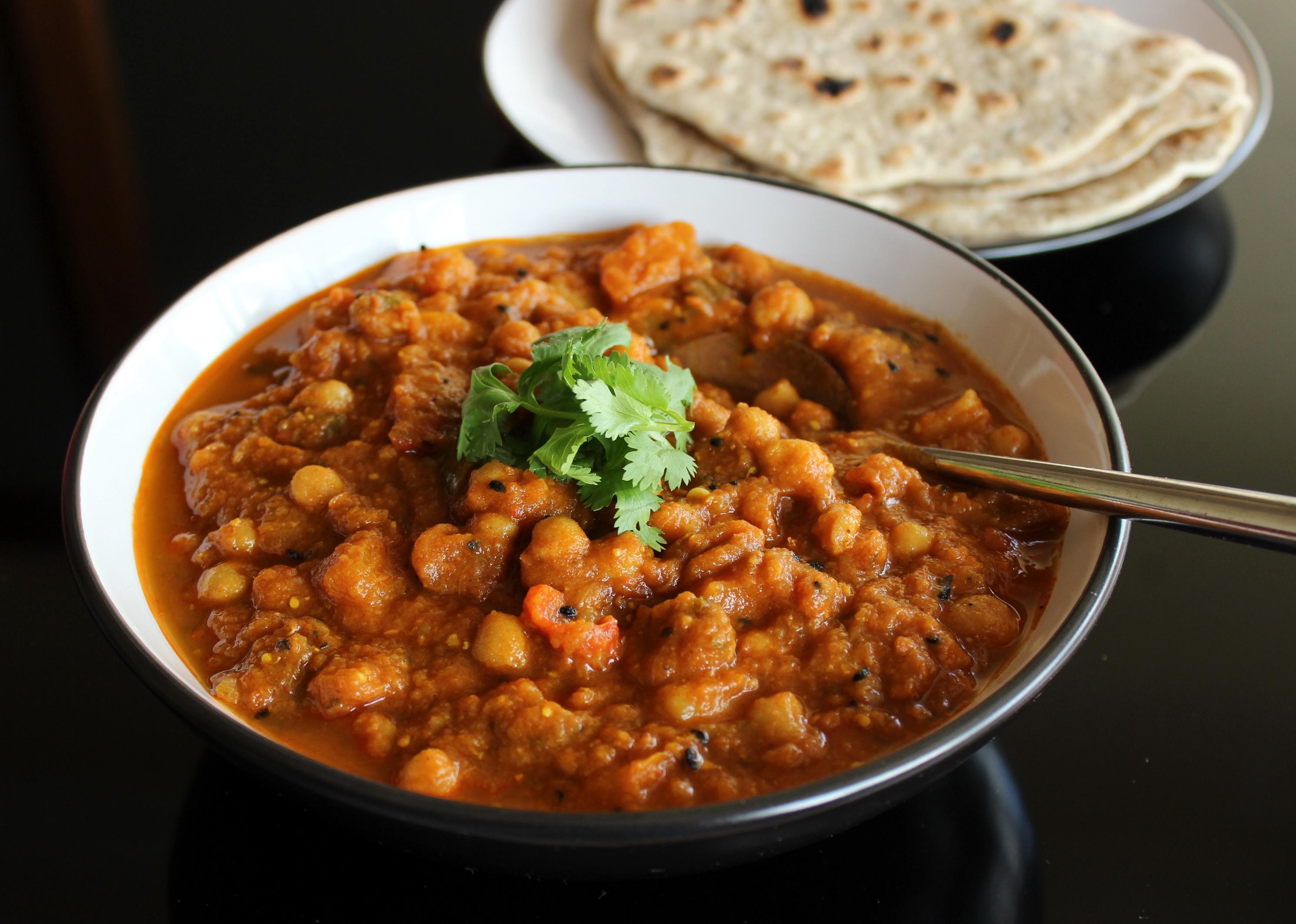 Chickpea Recipes Indian  Chana Masala
