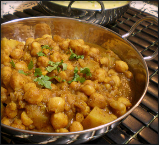 Chickpea Recipes Indian  Chickpea Daal Indian Recipe Food