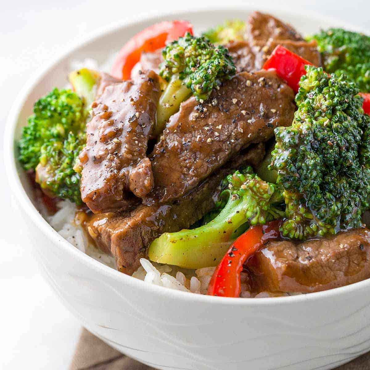 Chinese Beef Recipes  Easy Chinese Beef with Broccoli Recipe