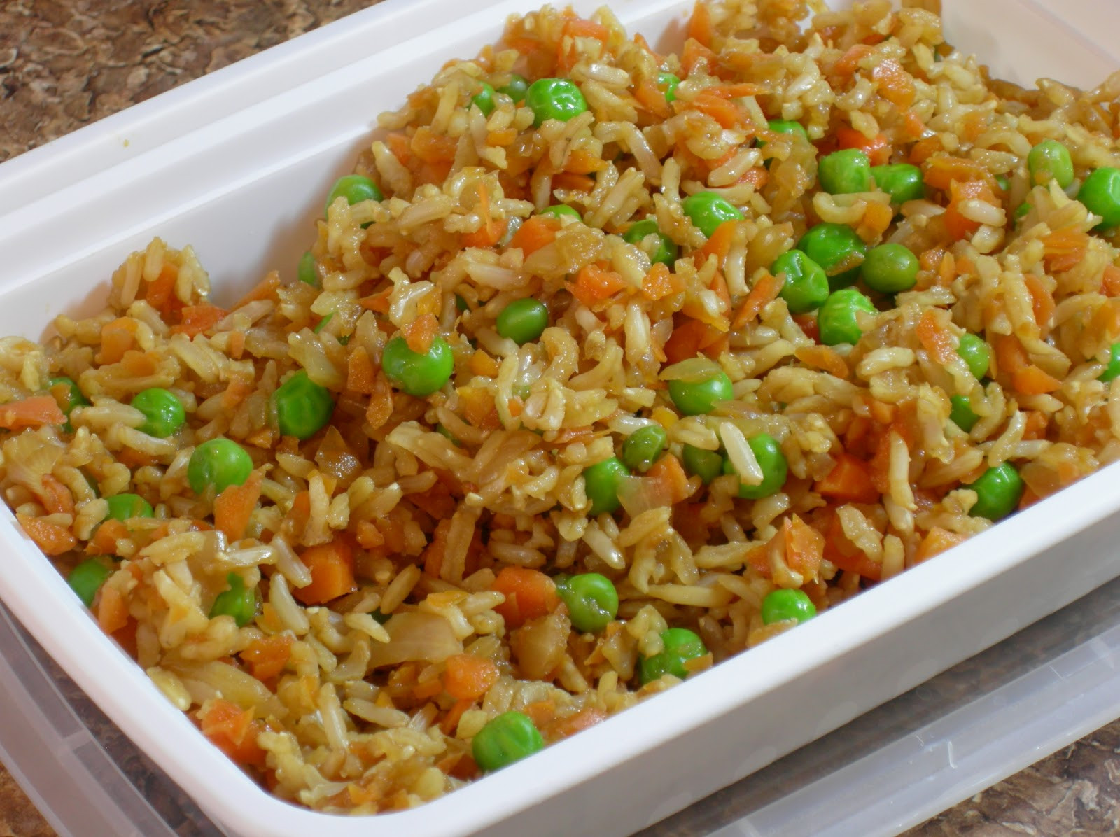 Chinese Fried Rice  Additive Free Eats Chinese Fried Rice w Homemade Soy Sauce
