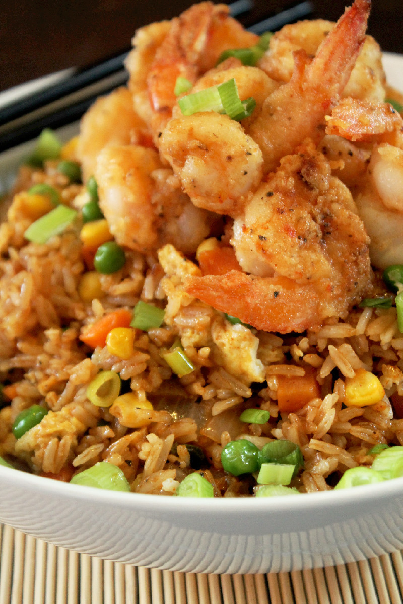 Chinese Fried Rice  Chinese Style Shrimp Fried Rice Creole Contessa