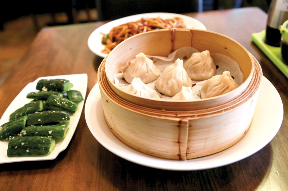 Chinese Soup Dumplings  Soup Dumplings and Chinese Noodles Will Keep Us ing