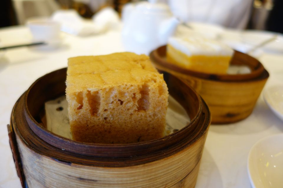 Chinese Sponge Cake  How to Make Steamed Chinese Sponge Cake