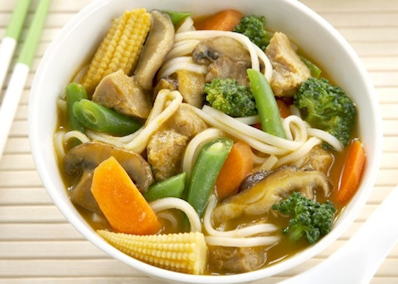 """Chinese Vegetarian Recipes  """"Buddhist s Delight"""" Chinese Style Ve able Stew"""