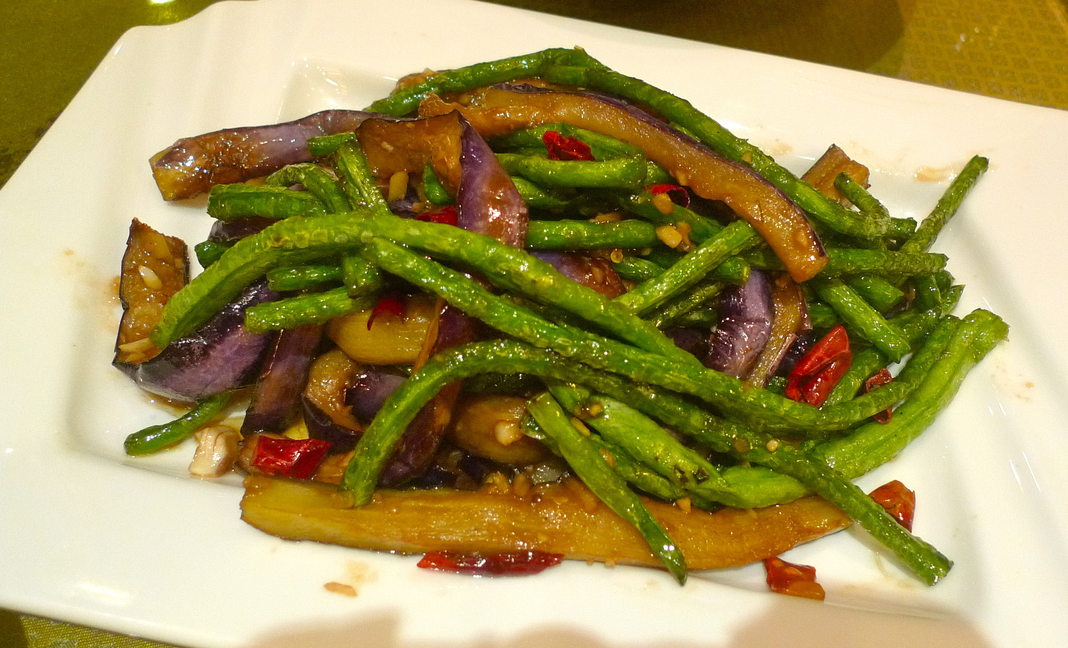 Chinese Vegetarian Recipes  Ve arian food in Tibet… – A happy organic ve arian journey