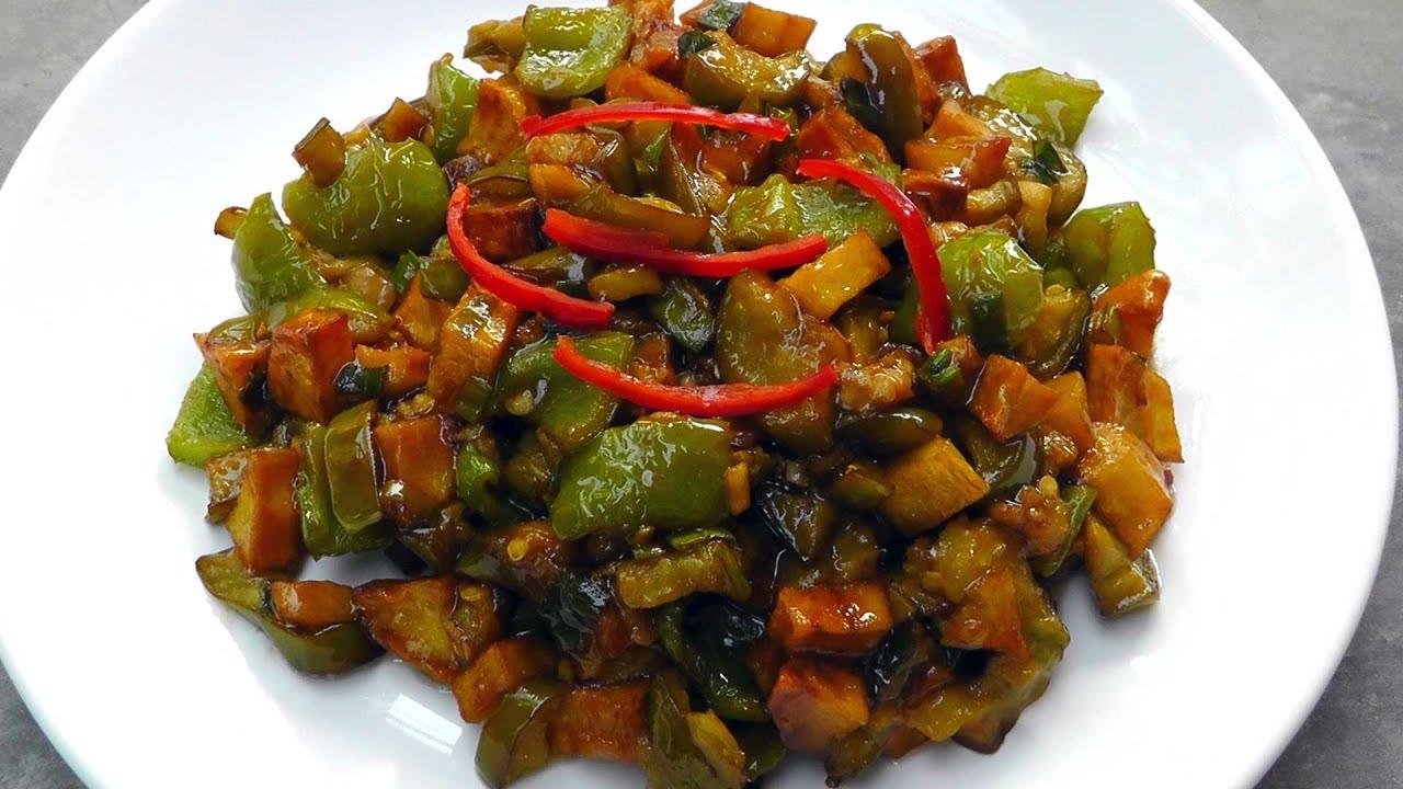 Chinese Vegetarian Recipes  vegan chinese recipes