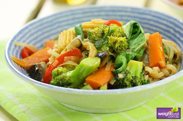 Chinese Vegetarian Recipes  Chinese Ve able Stir Fry