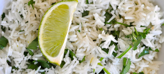 Chipotle Mexican Grill White Rice  Chipotle Mexican Grill™ Cilantro Lime Rice Chef Pablo s
