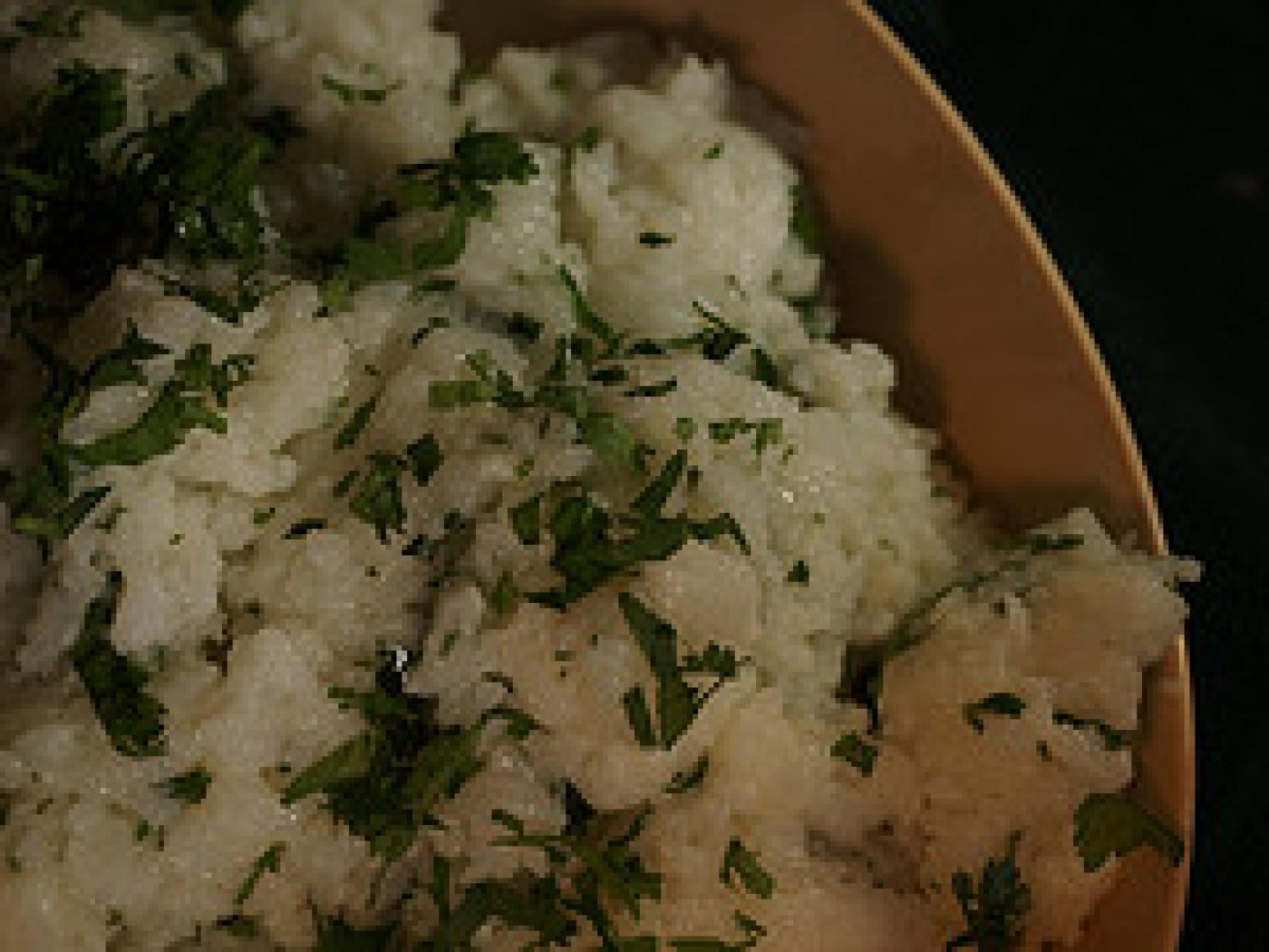 Chipotle Mexican Grill White Rice  Chipotle s Cilantro Lime Rice Recipe — Dishmaps