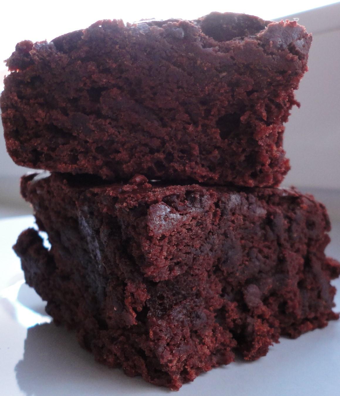 Chocolate Brownies Cake  Chocolate Chocolate Brownie Cake