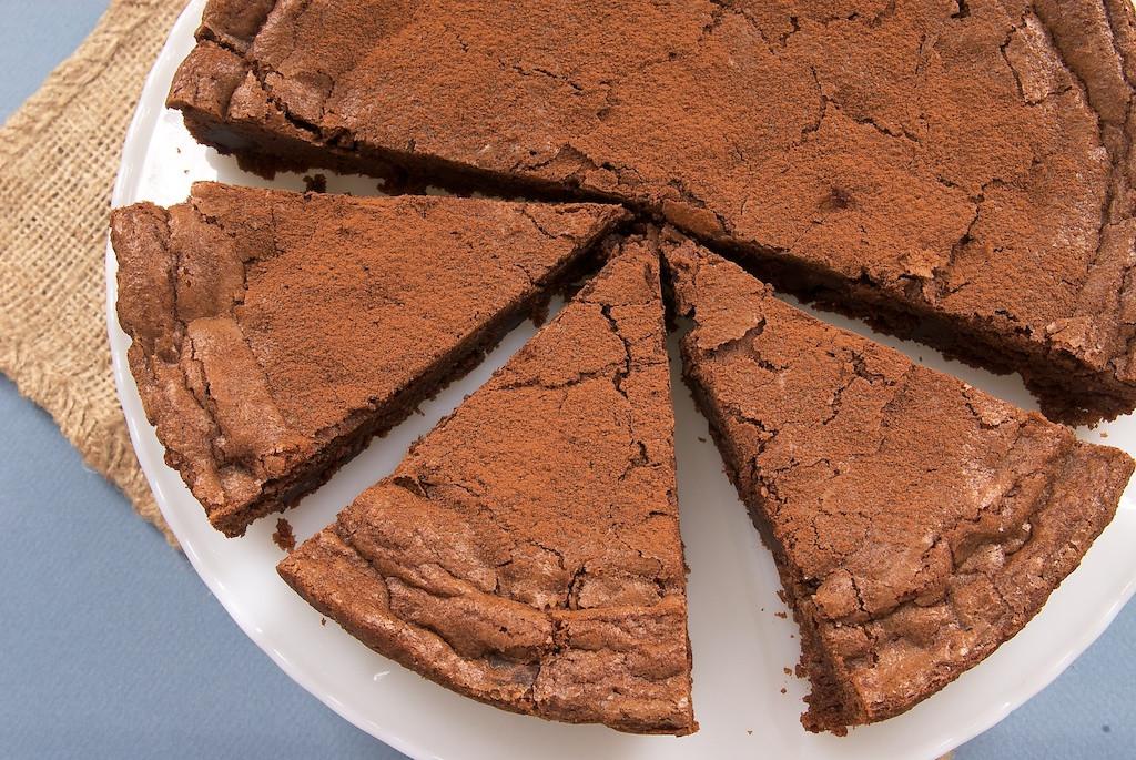 Chocolate Brownies Cake  Triple Chocolate Brownie Cake Bake or Break