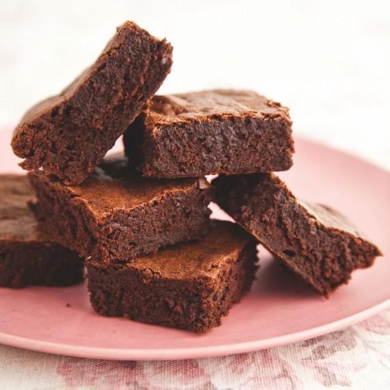 Chocolate Brownies Cake  Cake Angels Chocolate Brownies Woman And Home