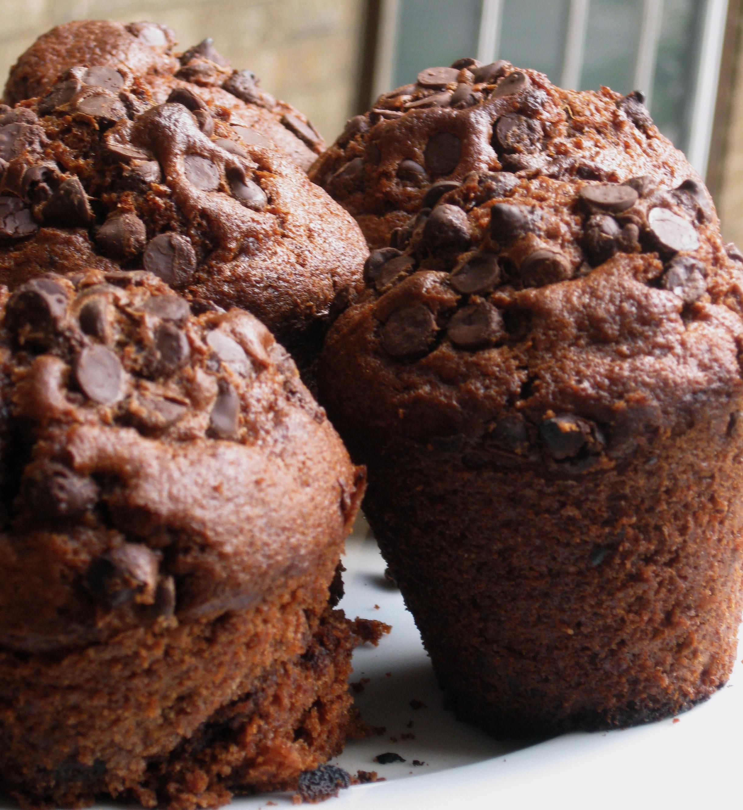 Chocolate Chip Muffins  muffins