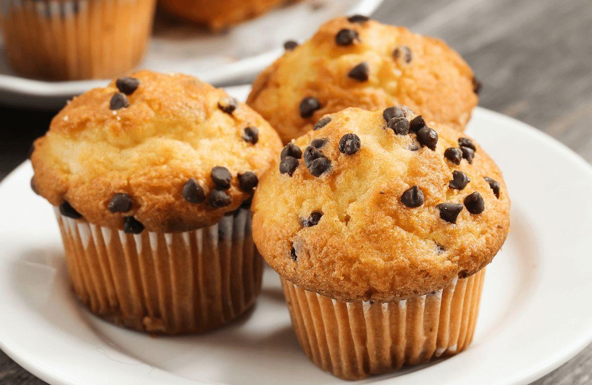 Chocolate Chip Muffins  Banana Chocolate Chip Muffins Recipe